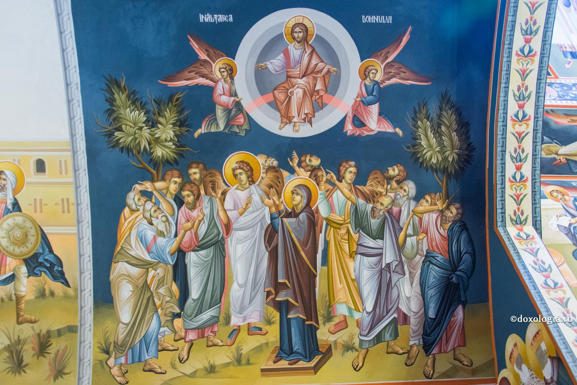 Înălțarea Domnului – Comentarii patristice | Doxologia